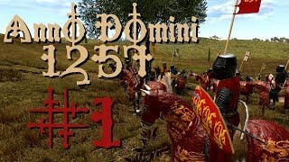 Скачать S1E1 Anno Domini 1257 Warband Mod Introduction With Arcade Knight