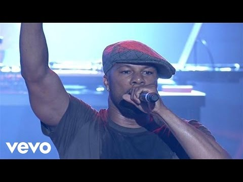 Common - The Light (Yahoo! Live Sets)