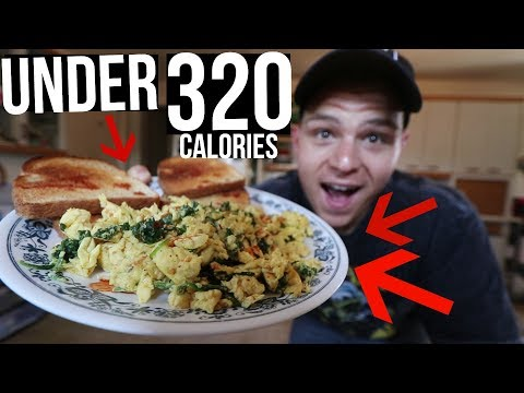THE BEST WEIGHT LOSS BREAKFAST!? (So Easy!)