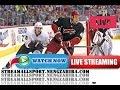 Live Carolina Hurricanes vs Tampa Bay Lightning Hockey 2016