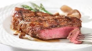Рецепт Вкусного Домашнего Стейка | Steak