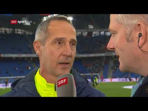 Relive: FC Basel vs. BSC Young Boys (1:1) - 05.11.2017
