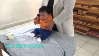 Ejercicios para mejorar el  tono muscular en Bebés con Síndrome de Down