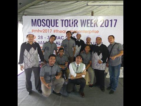 Farhan USMkkj -Majlis Perasmian Mosque Tour Week (Full)