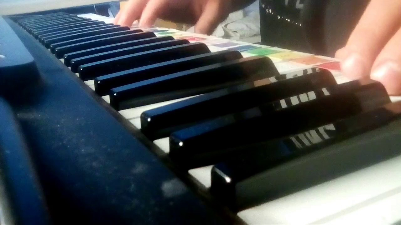 Casio CT-647 - YouTube