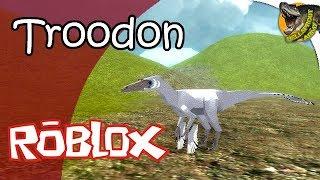 TROODON | Dinosaur Simulator (Roblox) | Gameplay Español