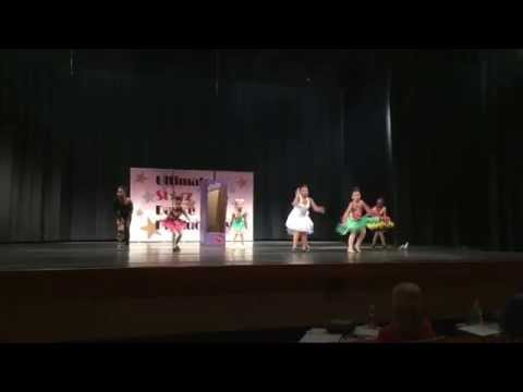 Barbie girls small group jazz fever dance productions