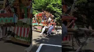 鞍手町八剣神社奉納2018