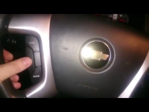 usb bluetooth chevrolet captiva youtube. Black Bedroom Furniture Sets. Home Design Ideas