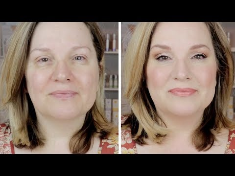 FLAWLESS OVER 50 Full-Face Makeup Tutorial Easy To Follow / Anastasia SULTRY PALETTE