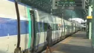 KTX 天安牙山駅 300km pass