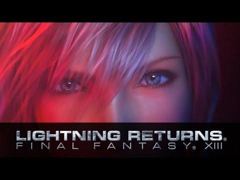 """The Divine Task"" Trailer (Japan Expo 2013) - LIGHTNING RETURNS: FINAL FANTASY XIII"