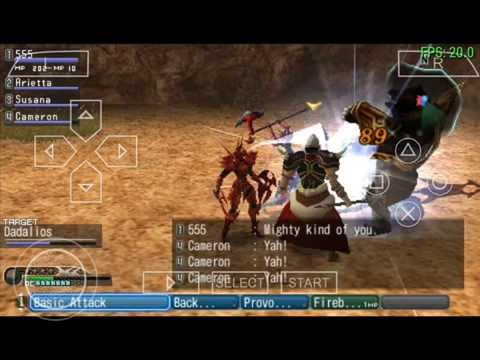 psp role playing