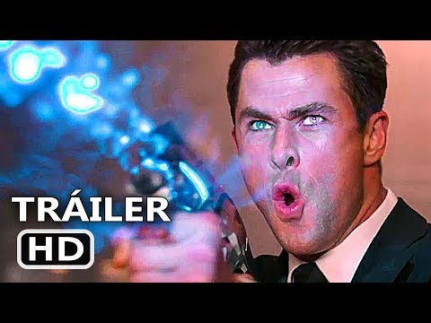 MEN IN BLACK 4 Tráiler Español DOBLADO (2019) INTERNATIONAL, Chris Hemsworth