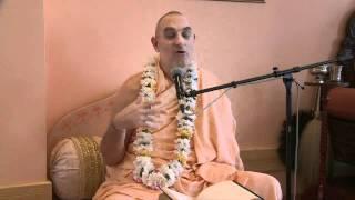 2010.07.01. SB1.18.1 Lecture by H.H. Bhaktividya Purna Swami - Riga, LATVIA