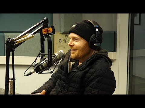 Bill Burr Started In Radio Before Comedy, Talks Upcoming Shows + More