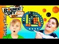 Bounce Off Game ROCK AROUND with HobbyKids