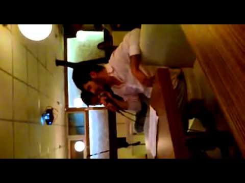 amatör karaoke (unutma ki dünya fani..) Selim akbulut