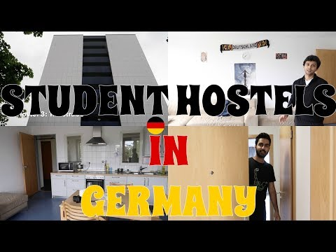 Student Hostels in Germany : Rent, Process and Experience