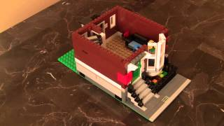 Lego Creator Pet Shop Amazing Stop Motion Speed Build