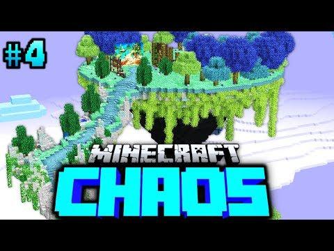 DAS dauert 10 STUNDEN ZU BAUEN?! - Minecraft CHAOS #04 [Deutsch/HD]