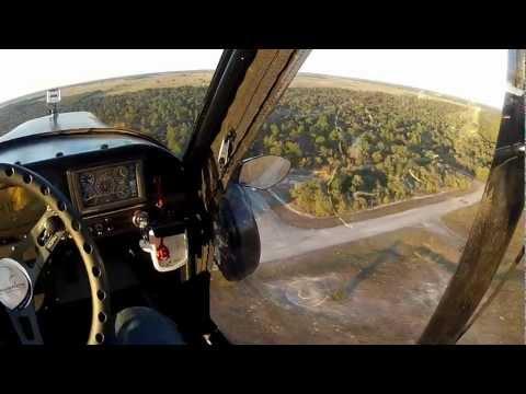 Pilot POV Mav Flight