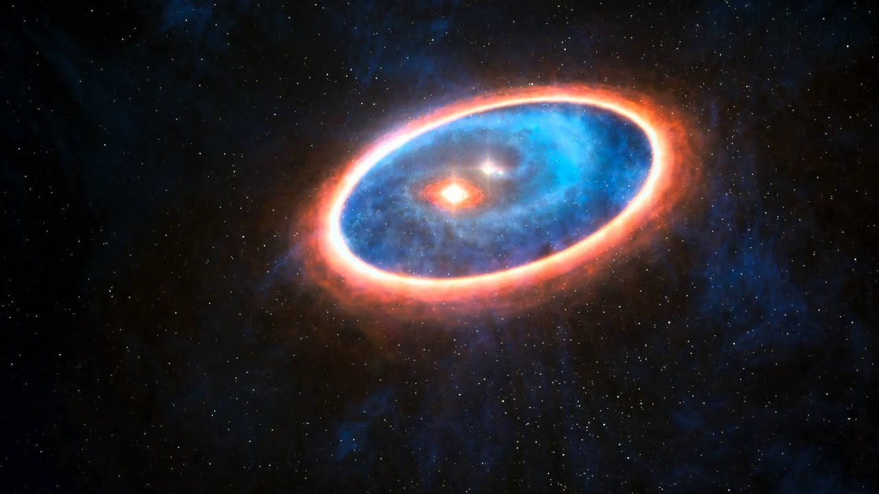 Cosmic Yin-Yang of Double Disc Binary Stars Recasts ... - photo#24