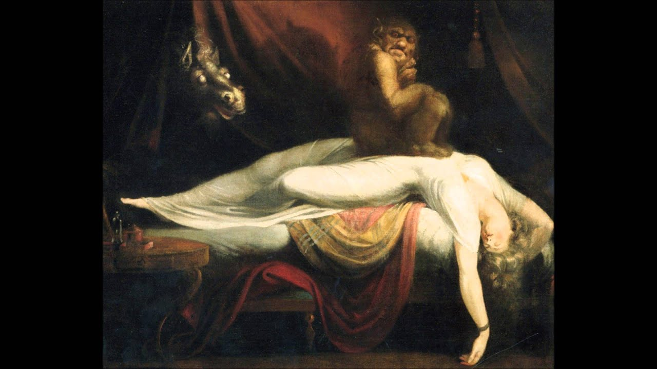 iconography in the nightmare by john henry fuseli Arth104: study guide 3 study play  characterized chiefly by an iconography derived from classical antiquity, a hierarchical conception of subject matter, severity of composition and, especially in painting, by an oblique lighting of forms in the early phase and a strict linear quality in the later phase of the style  john henry fuseli.