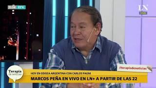 Toty Flores: ¿Quién sería el candidato a vicepresidente de Macri?