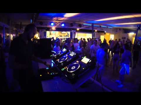 Gruia b2b Viorel Dragu @ Bora Bora Ibiza, 27-09-2014