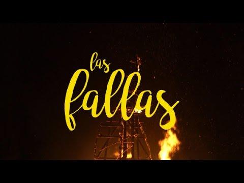 Las Fallas Valencia - Bienvenidos a la tierra del fuego