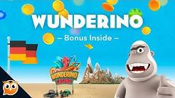 🔥🇩🇪 Wunderino German Casino Testbericht - Kompletter Testbericht für Spieler 👉🏻 Sonderbonus