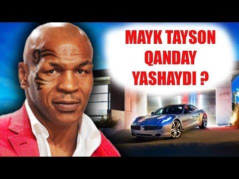 MAYK TAYSON HAYOTI / TAYSON QANDAY YASHAGAN ? Vodiy TV