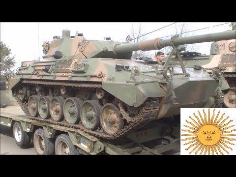 M916, Transporte De VC TAM - Ejército Argentino