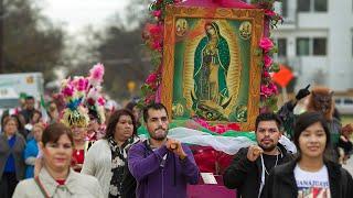 5 lần hiện ra của Đức Mẹ ở Guadalupe