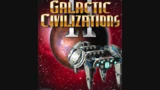 Galactic Civilizations II - Twilight of the Arnor Main Theme
