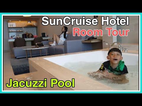 ROOM TOUR //SUN CRUISE HOTEL & RESORT//2K18 SUMMER VACATION ♡ VLOG KOREA