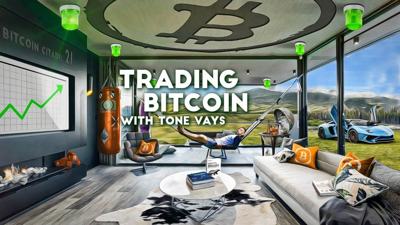 BIG Bitcoin Price Bounce Off $43k, Bottom In?