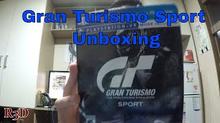 Gran Turismo Sport Limited Edition Unboxing
