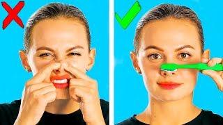 30 ASTUCES SIMPLES ET UTILES POUR FAIRE FACE À TOUTE SORTES DE PROBLÈMES