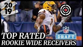 2019 Fantasy Football Rookies - Top Rookie Wide Receiver ( WR ) Breakdowns