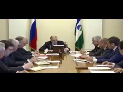 Юрий Коков,провел совещание,о незаконных торговых помещений в КБР