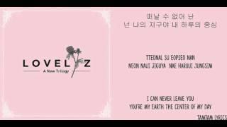 Destiny - Lovelyz Lyrics [Han,Rom,Eng] Mp3