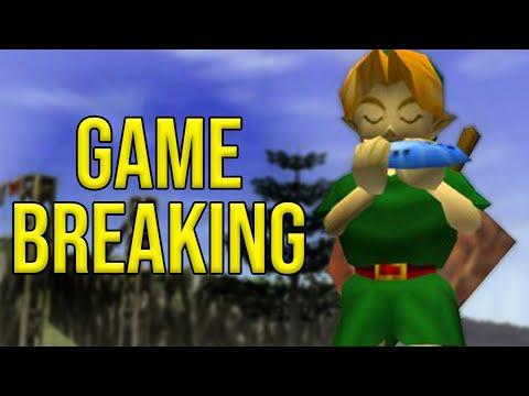 Controversial New Glitch Destroys Ocarina of Time World Record!