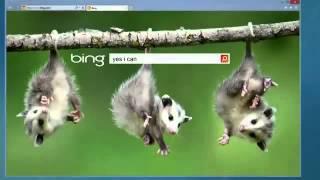 Bing TV Commercial,