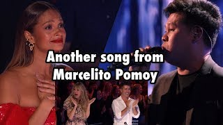 Marcelito Pomoy - One of the SemiFinalist for AMERICA's Got Talent