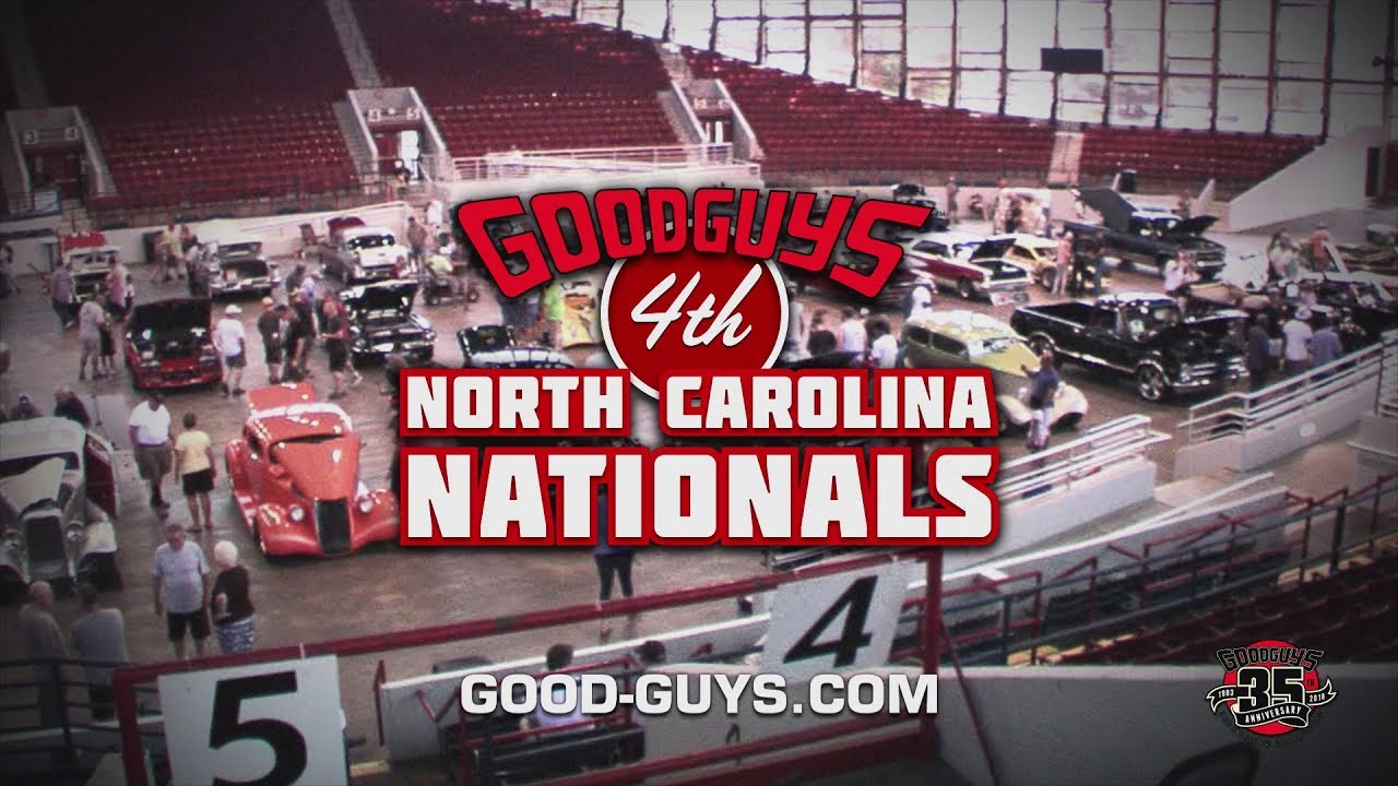Goodguys Th North Carolina Nationals Car Show In Raleigh - Car show raleigh nc fairgrounds