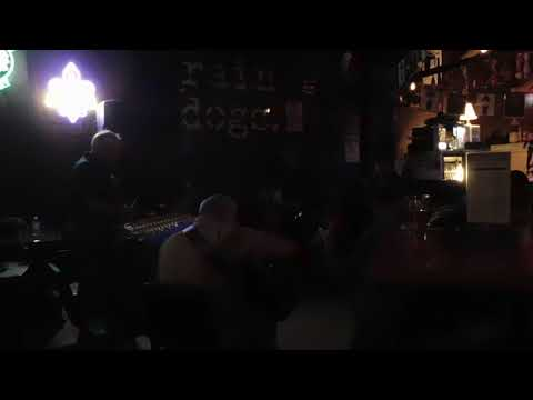 Live music at Rain Dogs bar in Jacksonville