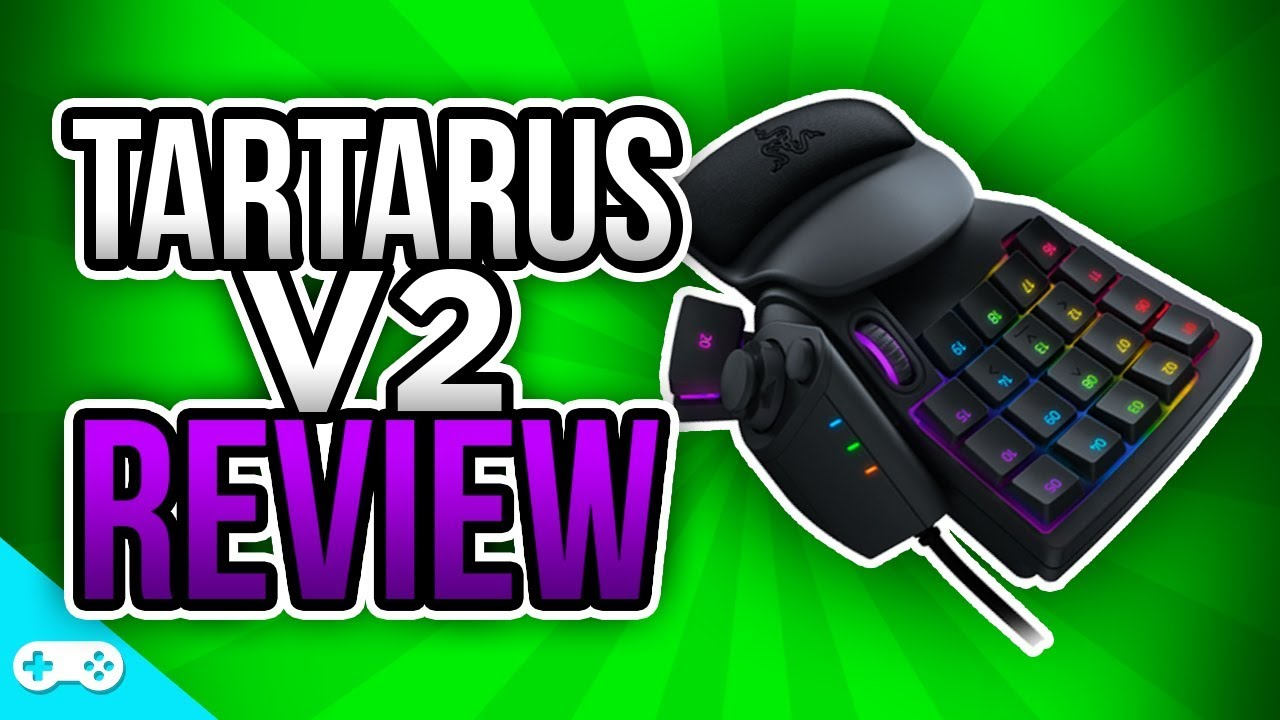 Razer Tartarus V2 Gaming Keypad Review