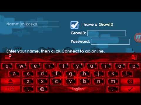 Free account 2016 GROWTOPIA
